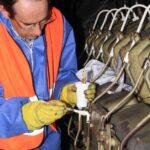 Traitement des flexibles de l'AGO a l'anti-rouille